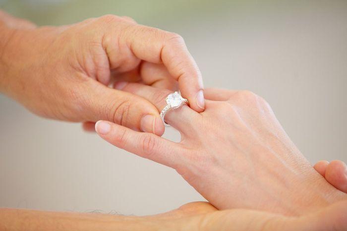 Y aura-t-il un diamant sur ta bague ? 💎 1