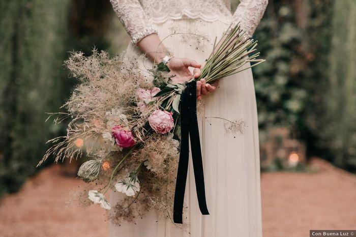 Que feras-tu de ton bouquet après le mariage ? 1