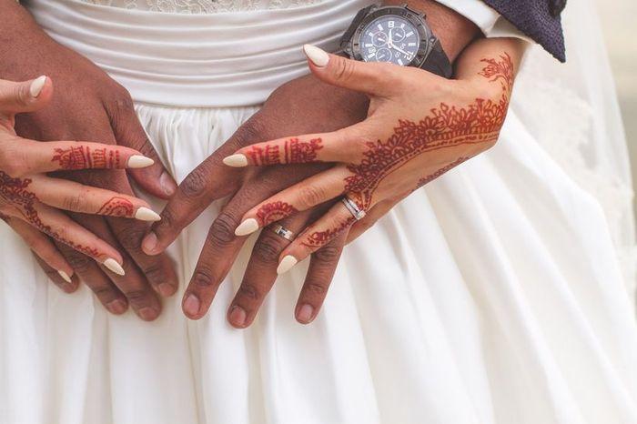 Mariage musulman : la cérémonie du henné, sais-tu ce que c'est ? ✨ 1
