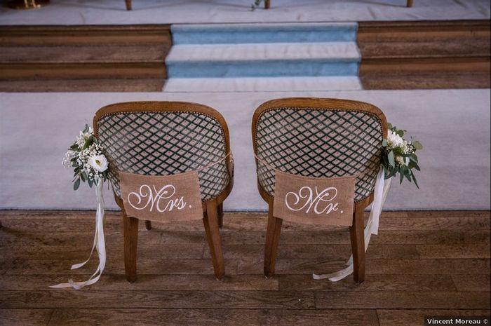Ces chaises de cérémonie ! 2