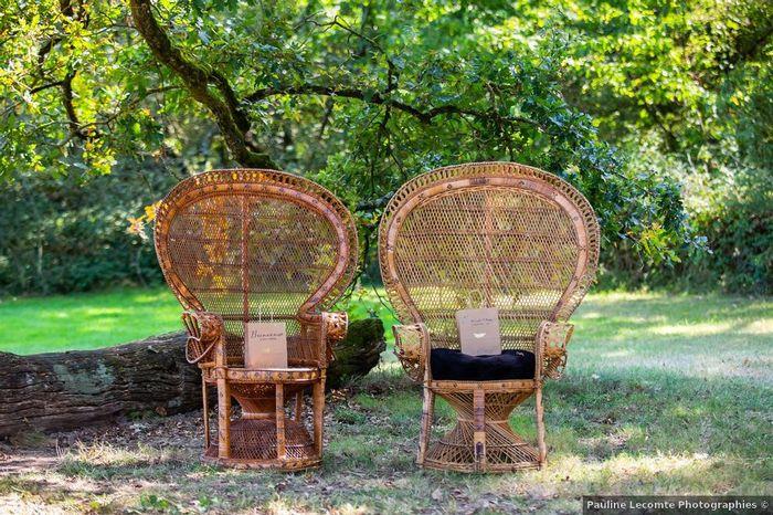 Ces chaises de cérémonie ! 3