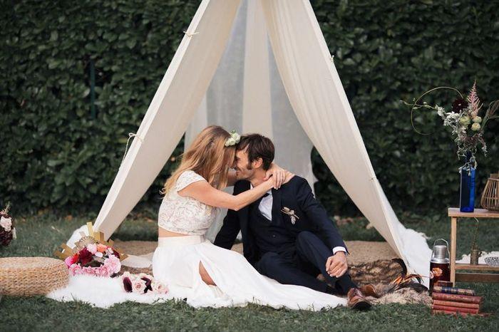 Mariage intime dans son jardin ? 1