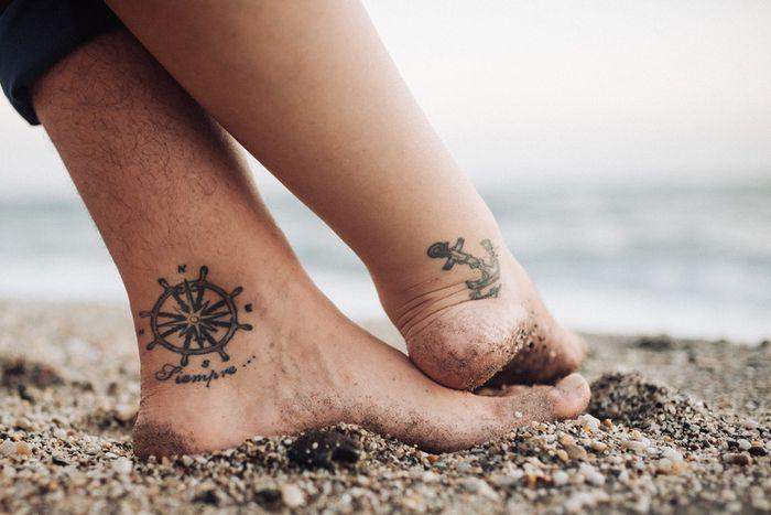 Faire un tatouage avec ta moitié ?! Tu oses ? 1