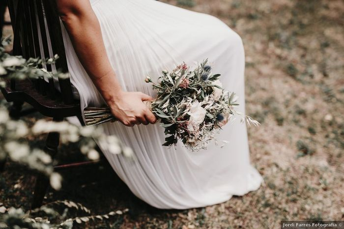 Est-ce que tu feras une photo de ton bouquet ? - 1
