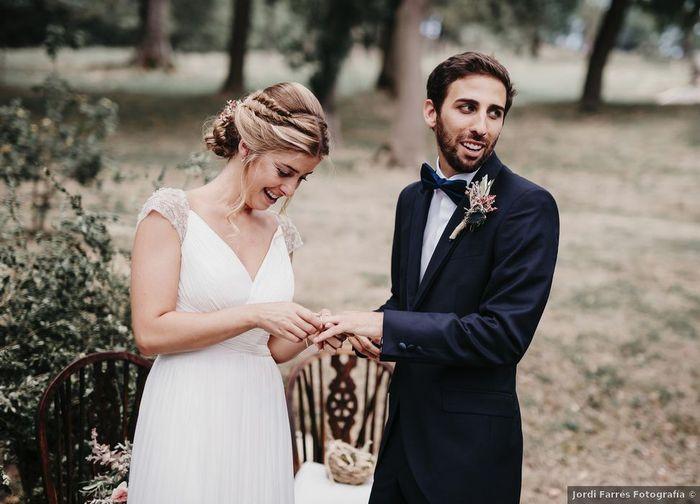 Utilisez-vous les outils de mariages.net pour vos préparatifs ? 1