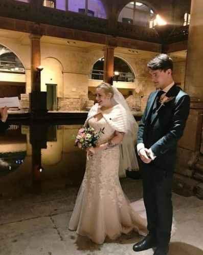 Découvre l'incroyable mariage de Mr & Mme White-Christmas ! Une histoire d'amour comme dans les film