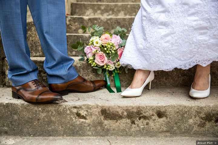 As-tu prévu de faire un régime avant le mariage ? - 1