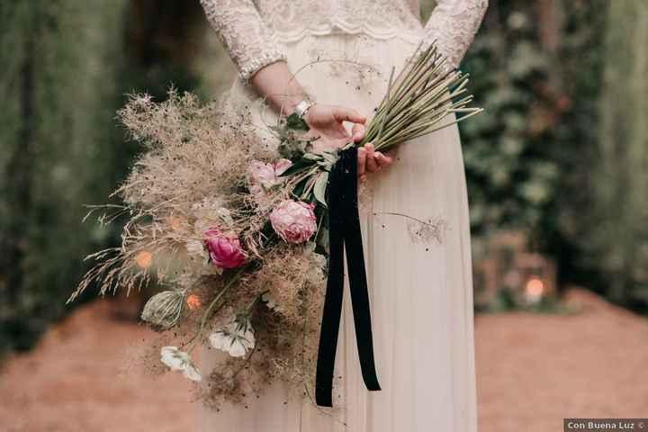 Que feras-tu de ton bouquet après le mariage ? - 1