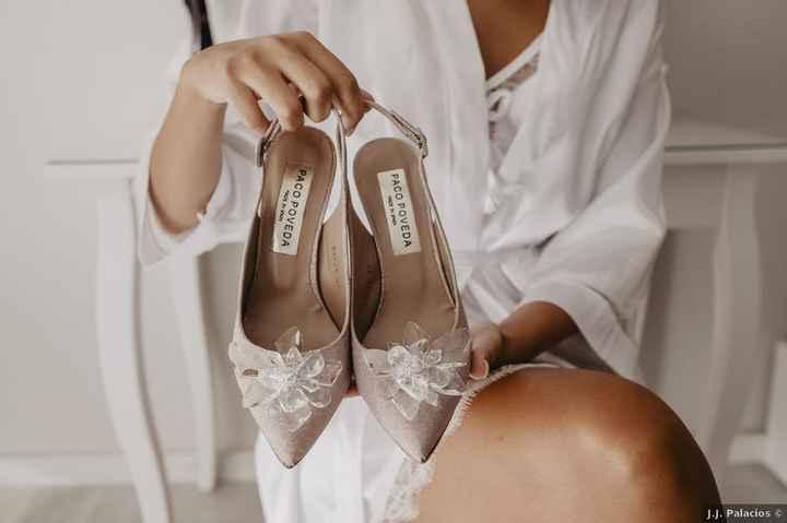 Match ou Next : Les chaussures ! - 1