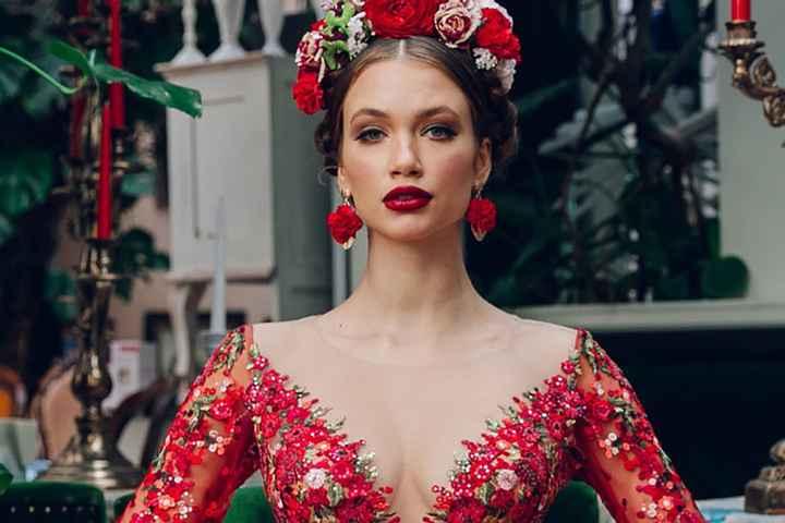 Une couronne de fleurs pour les invitées ? Impensable ou stylé ? - 1