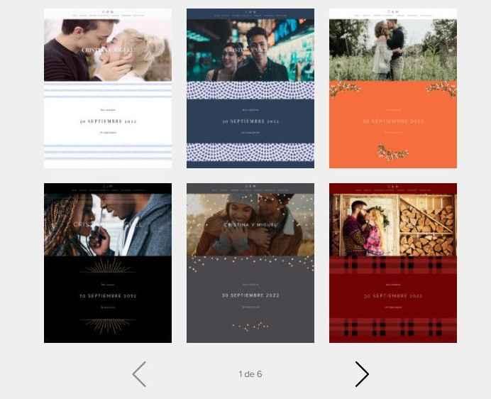 🔔 Alerte nouveauté ! 🔔 Des nouveautés sur votre site web de mariage !! - 1
