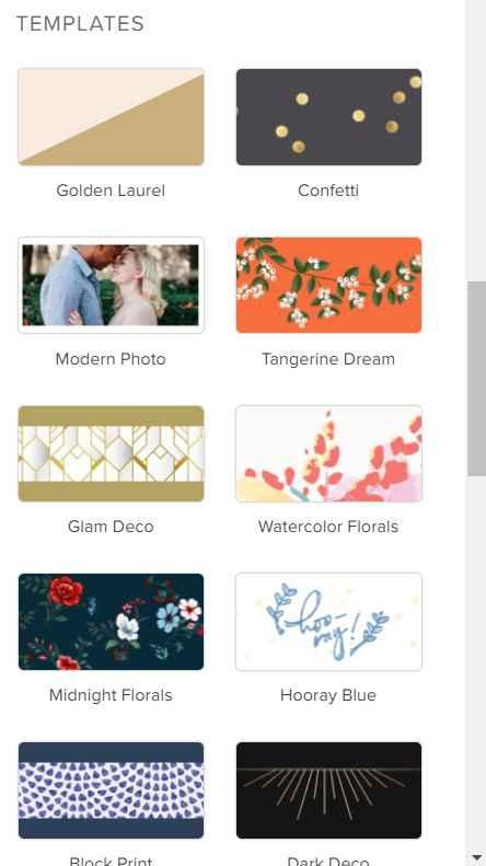 🔔 Alerte nouveauté ! 🔔 Des nouveautés sur votre site web de mariage !! - 3