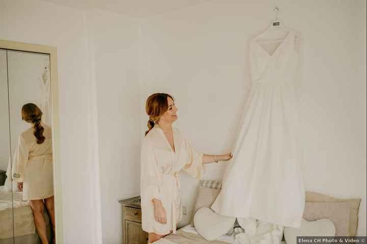 Pourrais-tu porter la robe de mariée de ta maman, le jour de ton mariage ? - 1