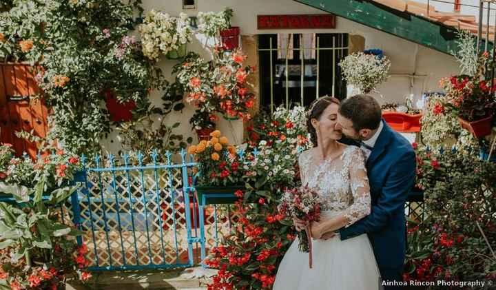Des fleurs à ton mariage ? Un peu, beaucoup ou pas du tout ? - 1