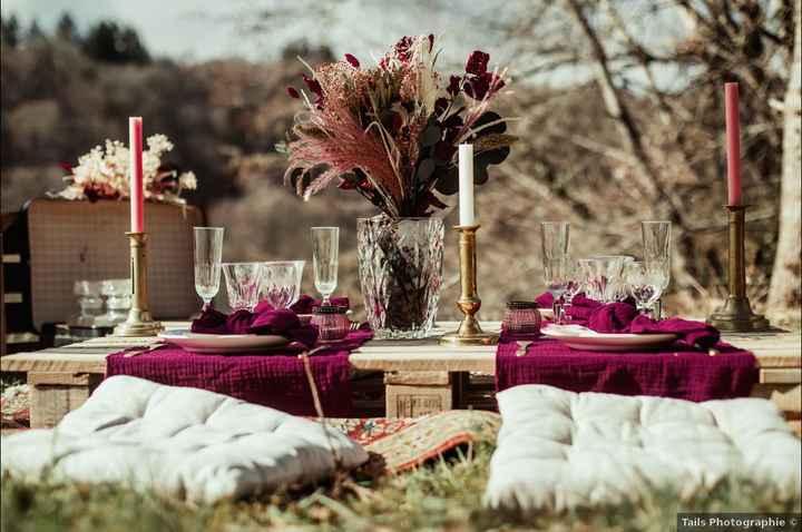 Découvre les magnifiques photos de ce mariage en plein air ! - 2