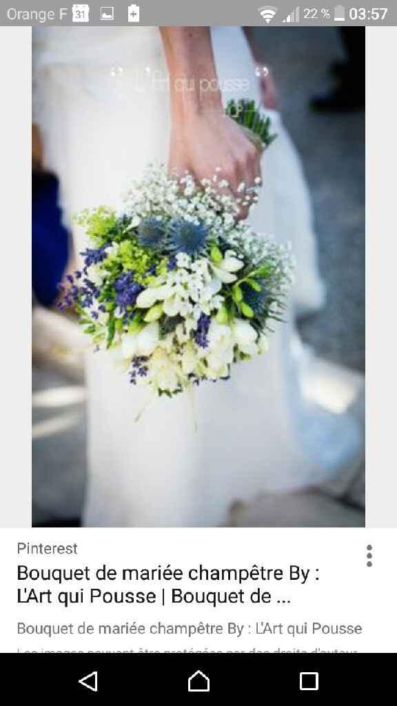 Montrez moi vos bouquets ☺ - 1
