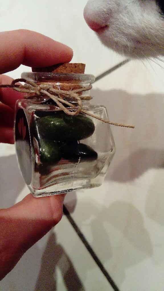 Les dragées, obligés? J'ai envie d'olives enrobées chocolat.... - 1