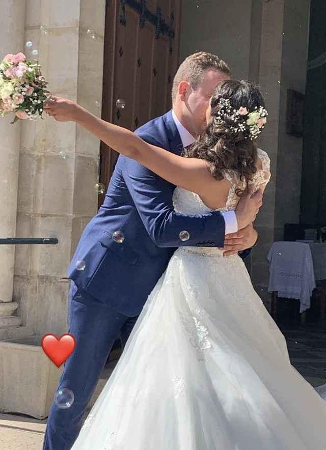 Enfin mariés ❤️ 1