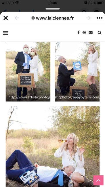 Déco sublime pour notre mariage ( humour 😂) 3