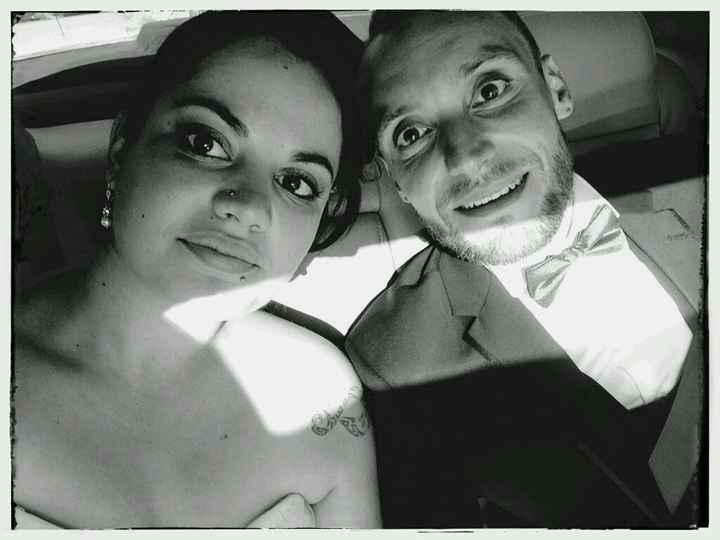 Nous voila mari et femme !! - 1