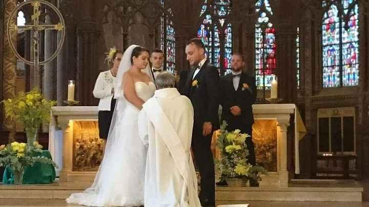 Nous voila mari et femme !! - 2