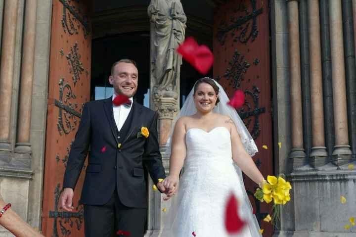 Post mariage pas facile... - 1