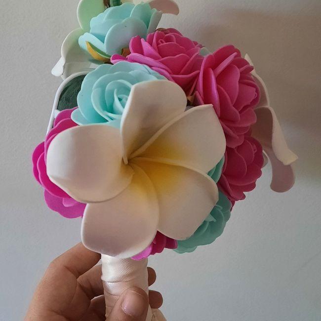 Création de bouquet 💐 1