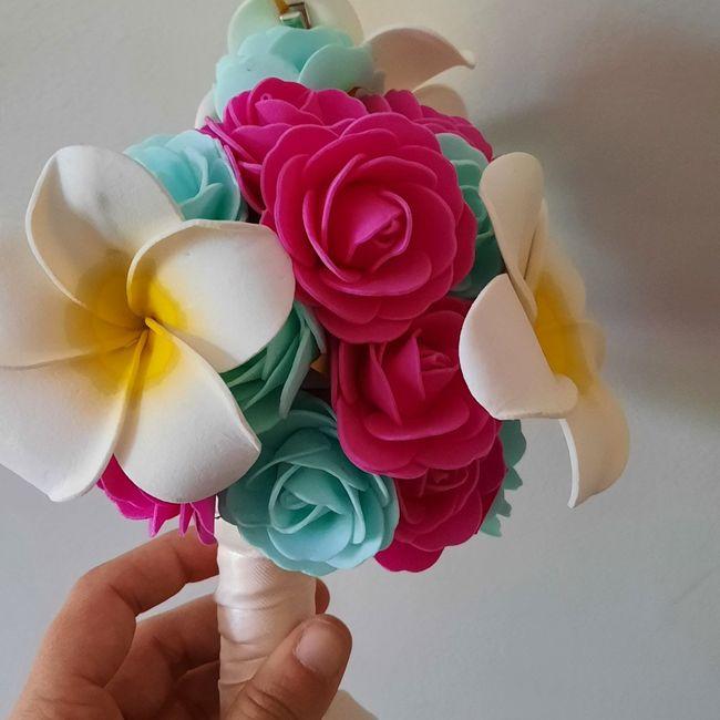 Création de bouquet 💐 2