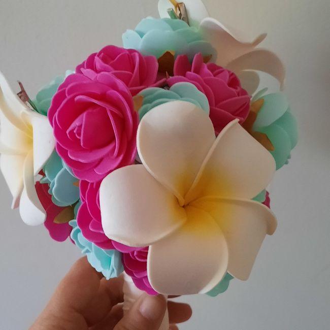 Création de bouquet 💐 3