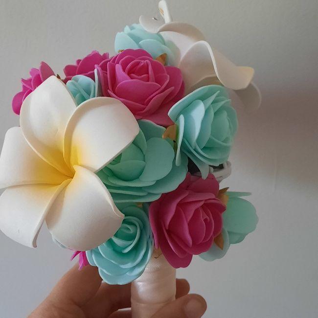 Création de bouquet 💐 4