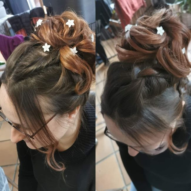 Quelle coiffure tu auras à ton mariage ? 👸 4