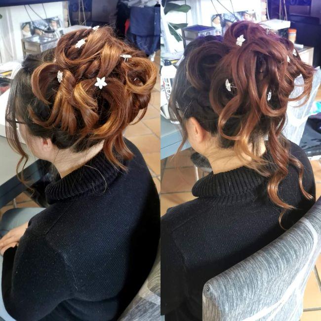 Quelle coiffure tu auras à ton mariage ? 👸 5