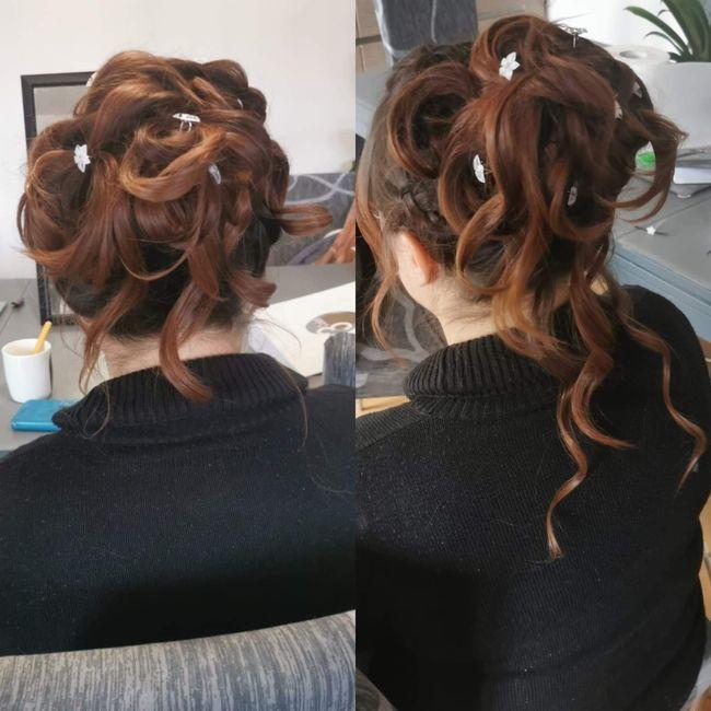 Quelle coiffure tu auras à ton mariage ? 👸 6