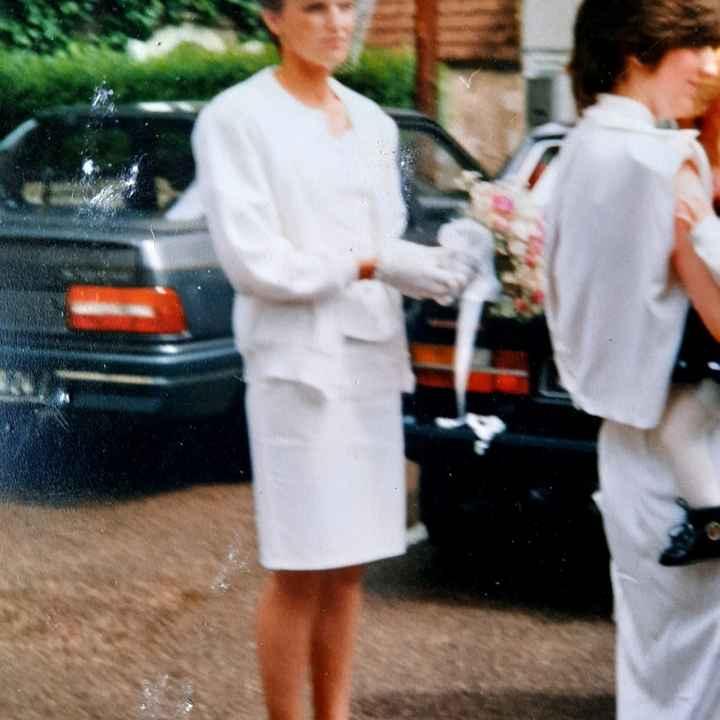 Années 80 et 90 ?! Découvre comment les mariages ont évolués 😱 - 1