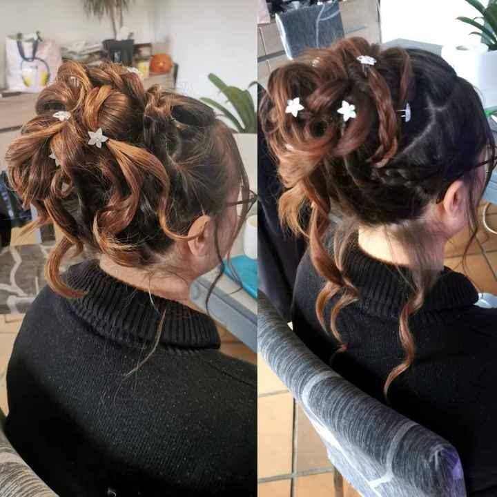 Essai coiffure - 6