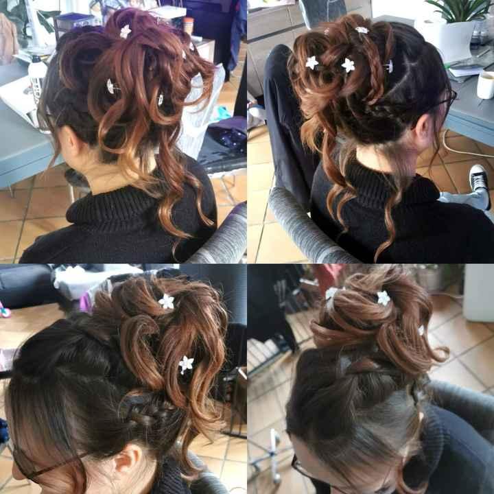 Essai coiffure - 7