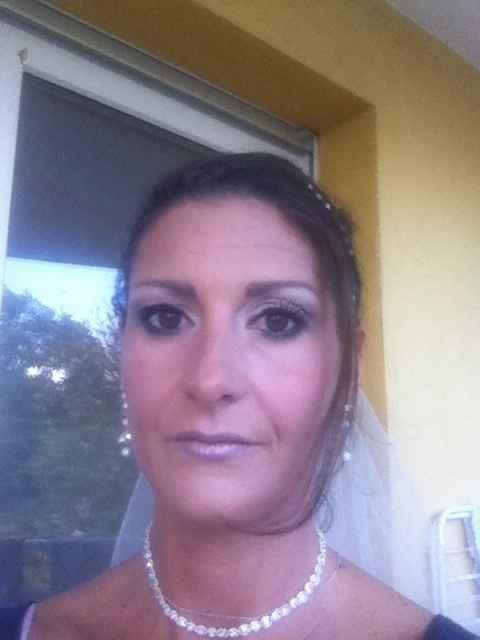 Nouvelle essai maquillage avec accessoires - 2