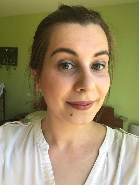 Besoin d'idées : maquillage yeux marron - style bohème chic - 1