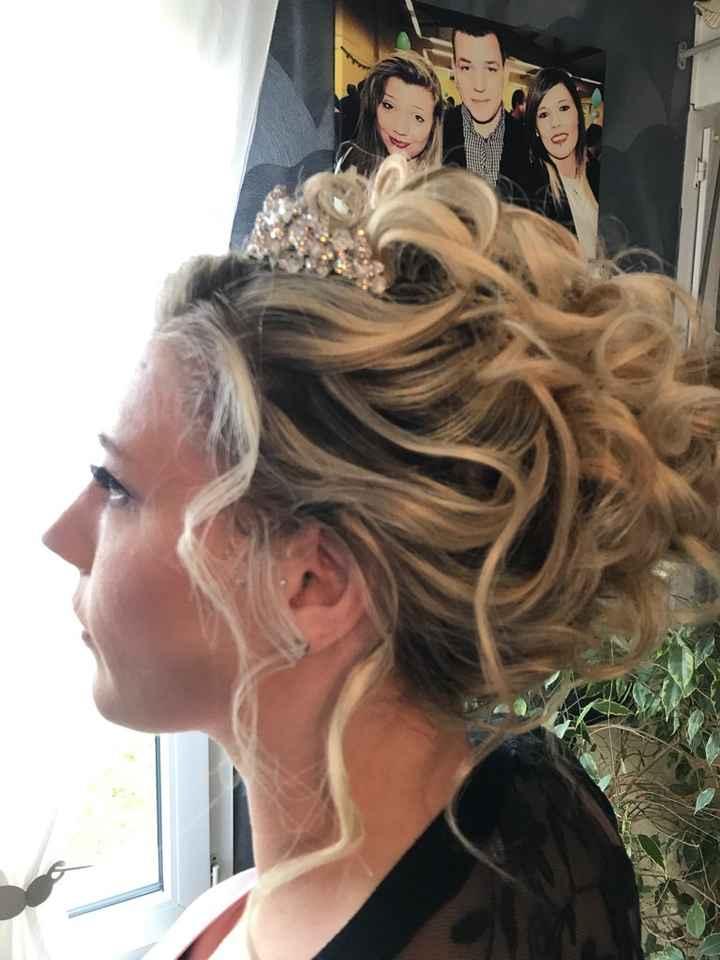 Essaie coiffure et maquillage - 3