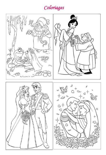 Livret jeux & coloriages filles - page 3