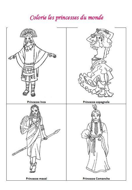 Livret jeux & coloriages filles - page 7