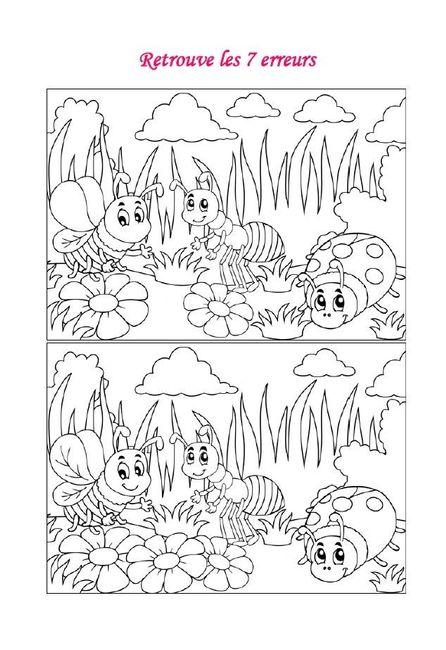 Livret jeux & coloriages filles - page 9