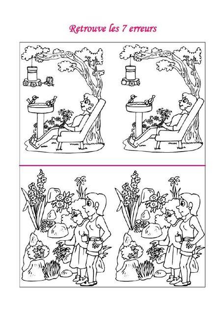 Livret jeux & coloriages filles - page 10
