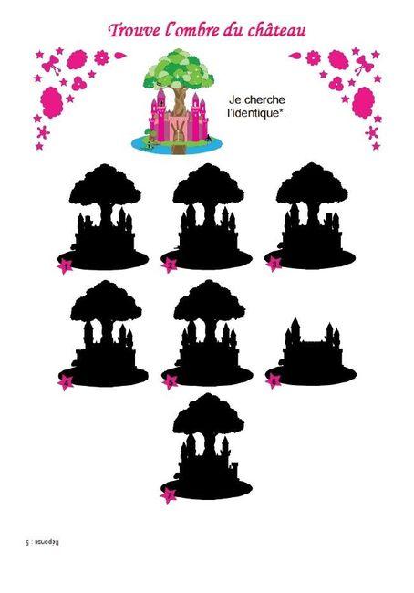 Livret jeux & coloriages filles - page 16