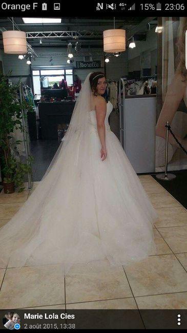 Personne a de robe divina sposa ???? - 2