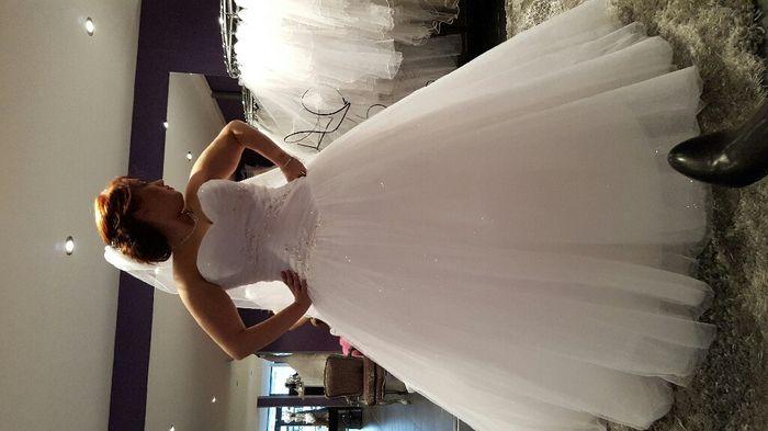 Robe de mariée prix - 3