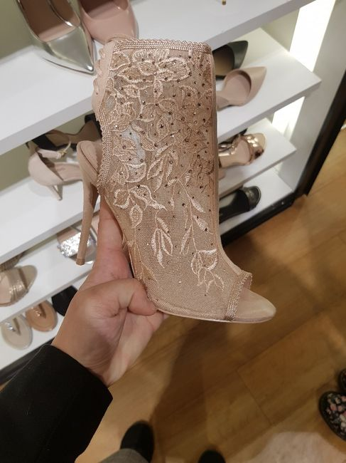Comment sont / seront vos chaussures? 2
