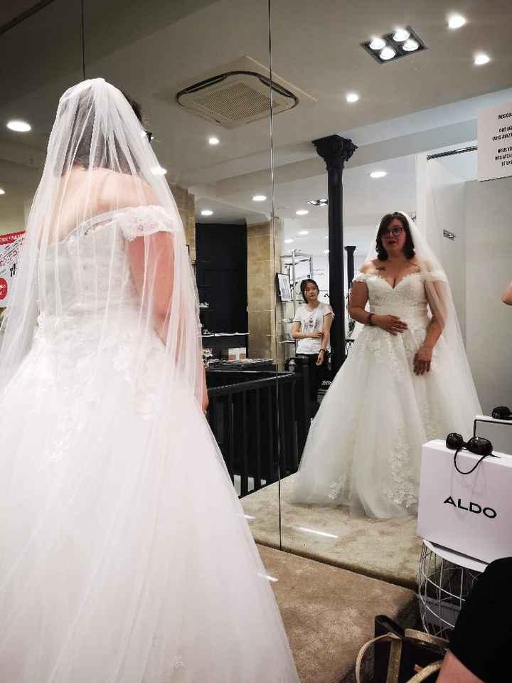La Robe de mariée - 1