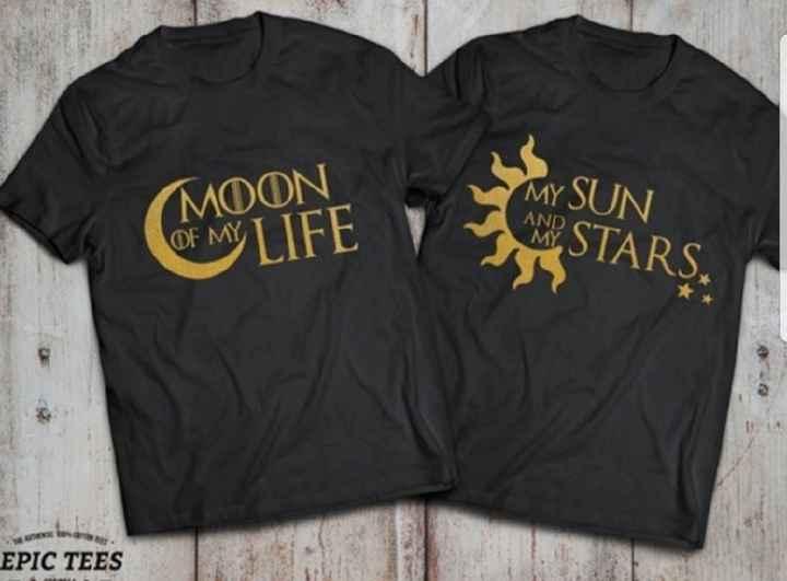 T-shirts lendemain - 1