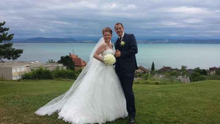 Mon mariage en qqe photos - 1